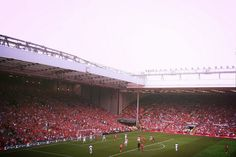 Stevie G's testimonial at Anfield Fowler and Suarez up front! | Flickr