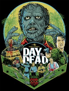 Day of the dead by Fright-Rags