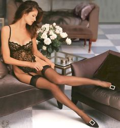 Stephanie Seymour for Victorias Secret Catalog | 1980'S ...
