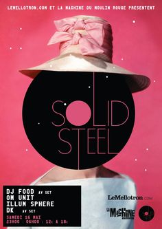 Soirée Solid Steel avec DJ Food, OM Unit, Illum Sphere et DK - le samedi 16 mai à la Machine (Paris) - http://www.kdbuzz.com/?soiree-solid-steel-avec-dj-food-om-unit-illum-sphere-et-dk-le-16-mai-a-la-machine-paris