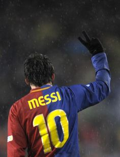 "Why is Cristiano Ronaldo ""Christian""? Because Messi is God. <3"