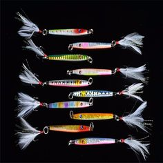 1 PCS Bulk New Lot Laser Jigs Sea Fishing Lures Metal Bait Iron Lead Fishing Tackle 5.7cm/11g 2547  Price: US $0.95Discount: 10%Order Now   http://gonefishinonline.co.nz/1-pcs-bulk-new-lot-laser-jigs-sea-fishing-lures-metal-bait-iron-lead-fishing-tackle-5-7cm11g-2547/