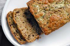 Ai-Cuisine.com - Dinner Ideas, Food Recipes, Healthy Recipes: Chocolate Chunk Zucchini Bread
