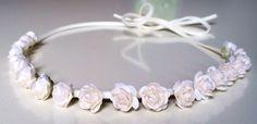 #white #flowerpower