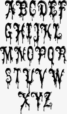 Lettering Styles Alphabet, Graffiti Lettering Alphabet, Calligraphy Fonts Alphabet, Tattoo Fonts Alphabet, Tattoo Lettering Styles, Chicano Lettering, Handwriting Fonts, Script Fonts, Creative Lettering