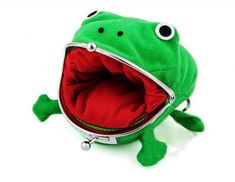 Everything on SALE & Free Worldwide Shipping! Frogs Zero wallet naruto purse Price: $ 19.00 & FREE Shipping #nerd