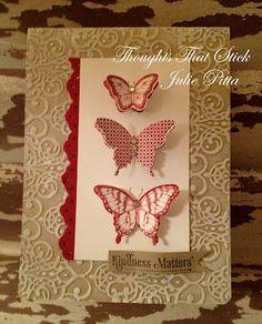 Thoughts That Stick . : Papillon Potpourri