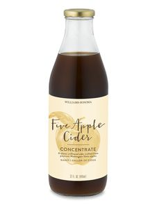 Williams-Sonoma Five Apple Cider Concentrate