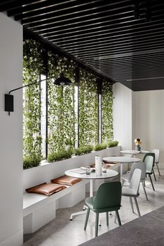 Office Inspiration: PDG Headquarters by Studio Tate | est living #InteriorDesignLighting