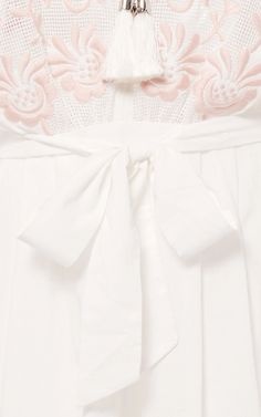 Gypsy Queen Embroidered Cotton Dress  by ALICE MCCALL Now Available on Moda Operandi