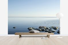 Swedish Ocean Horizon - Tapetit / tapetti - Photowall