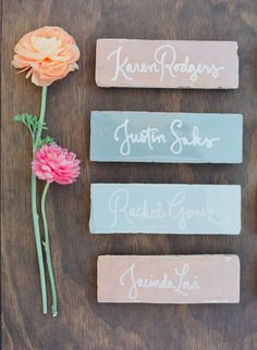Photography: Em The Gem - emthegem.com  Read More: http://www.stylemepretty.com/2014/08/15/pastel-infused-winery-wedding-in-sonoma/
