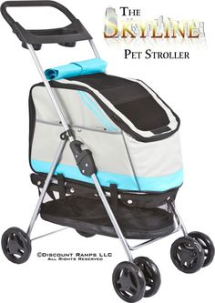 Dog Strollers and Pet Strollers — Best Prices! Cute Puppies, Dogs And Puppies, Biking With Dog, Dog Stroller, Pet Bag, Mini Pigs, Baby Pigs, Dog Rules, Dog Carrier