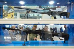 At this year's IPAS 2017 held in Tehran, the Iranian state owned Defense Industries Organization unveiled a new anti-material rifle based on the U.S. produced .50 BMG M82 Barrett anti-material rifle. Similar to the U.S. version, the Iranian production variant is chambered in 12.7x99mm, is semi-automatic, feeds from a detachable 5 round polymer (appears to …   Read More …