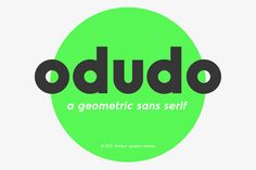 With almost the same geometric construction and proportions, Odudo is the new edgy brother of the rounded t...