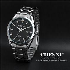 $9.67 (Buy here: https://alitems.com/g/1e8d114494ebda23ff8b16525dc3e8/?i=5&ulp=https%3A%2F%2Fwww.aliexpress.com%2Fitem%2FLuxury-Top-Brand-Men-s-Watch-Steel-Wrist-Watch-30m-Waterproof-Business-Quartz-Watch-Fashion-Casual%2F32697253043.html ) Luxury Top Brand Men's Watch Steel Wrist Watch 30m Waterproof Business Quartz Watch Fashion Casual Sport Watch High Quality for just $9.67