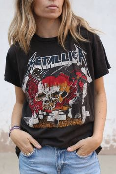 Metallica Tee from ascot   hart