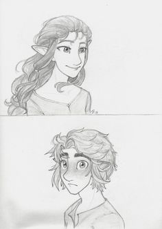"""Scan by LOZ-Elisrilianfan on DeviantArt ~ BECAUSEIMTRASH!  ok but lisTEN: Link taking Zelda to Ordon for a holiday, cause the poor thing really needs a break, and she just relaxes so much and """"lets her hair down"""" so to speak, and Link sees her as she really is for the first time and he doesn't know what to do with it and its really cute and i'MmmmmmmmmaaaaaaaaaaaaaaAAAAAAAAAAAAAAAAAAAA"""