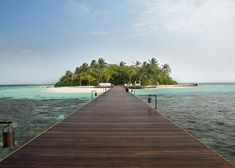 A ilha de Kuda Hithi Coco Privé é um projeto desenvolvido pelo premiado arquiteto, Guz Wilkinson, localizado em uma ilha particular nas Maldivas.