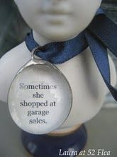 Garage sales.....love 'em~