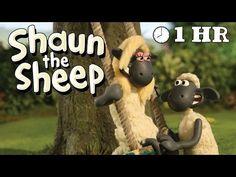 Shaun the Sheep - Season 1 - Episode 31 - 40 [1HOUR] - YouTube