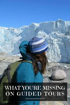 Guest writer Chloe covers all the reasons you should consider traveling solo, rather than taking a guided tour. From Greenland to Mexico, she shares her crazy travel stories and the lessons she's learned--all without ever stepping foot on a tour bus.
