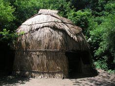 Wampanoag home