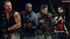 L4D1 All Characters