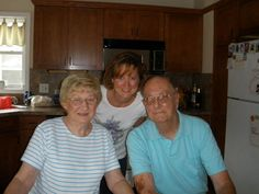 Our new Arkansas seller - Mom and Dad!  Referred them to a great new Keller Williams agent near Hot Springs