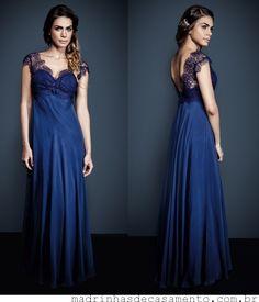 Madrinhas de casamento: Vestidos de festa 2013- Trinitá