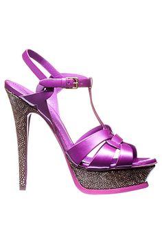 Yves Saint Laurent - Cruise Shoes - 2011