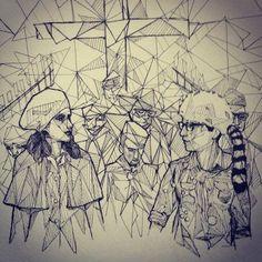 Moonrise Kingdom - Fan art - http://www.facebook.com/photo.php?fbid=122553284556165=o.156979171076723=1