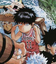 rukawa by yusuke murata Basketball Manga, Slam Dunk Anime, Cool Anime Girl, Manga Pages, Kuroko, Me Me Me Anime, Aesthetic Anime, Wall Prints, Manga Anime
