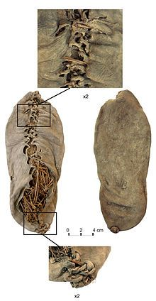 Armenia...a 5500 year old shoe, the oldest found in the world, discovered in an Areni cave