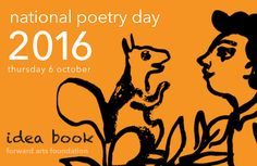 Tweetspeak Poetry is collaborating with Britain's Forward Arts Foundation to help celebrate National Poetry Day UK on Oct. 6.