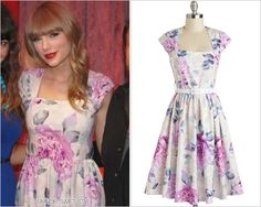 Club RED | San Antonio, TX | May 22, 2013 Thanks rsforever1228! ModCloth 'You're Inn Luck Dress' - $155.99 The return of ModCloth! For you longtime TSS-ers, you know that Taylor wore ModCloth dresses...