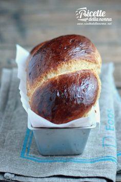 Croissants, Great Desserts, Sweet Bread, I Love Food, Biscotti, Italian Recipes, Bread Recipes, Banana Bread, Sweet Tooth