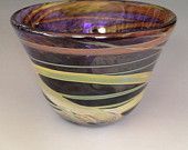 My glass bowl in this collection of artwork on sale now!