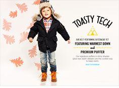 Toddler Boy Winter Wear