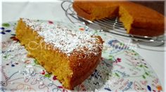Moinho De Farinha: Bolo de cenoura (Monsieur Cuisine)