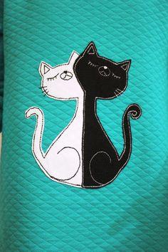 Влюбленные кошки / Фотофорум / Burdastyle