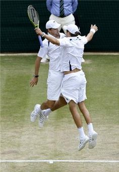 Doubles Tennis at its best!