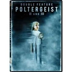 """Brand New Double Feature """"Poltergeist II and III """""""
