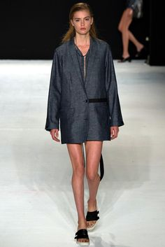 Rag & Bone Spring 2015 Ready-to-Wear Fashion Show - Emmy Rappe