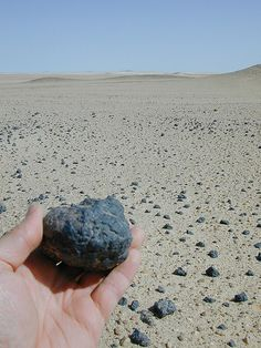 ALMAHATA SITTA METEORITE - I am offering affordable pieces of this historic meteorite - the remains of the asteroid 2008 TC3 that was discovered in space and tracked to Earth by the astronomers of the Catalina Sky Survey. The impact point in the remote Nubian desert of Sudan was predicted by calculating the trajectory of the inbound space rock. Click the photo and follow the link to my website to order your own micromount specimen!