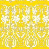 daffodil_yellow by holli_zollinger, click to purchase fabric