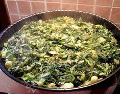 Σπανάκι με αυγά στον φούρνο !!! - Daddy-Cool.gr Greek Recipes, Sprouts, Brunch, Easy Meals, Food And Drink, Eggs, Sweets, Vegetables, Beautiful