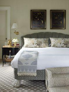 dormitorios encanto decoracion cuadros ideas