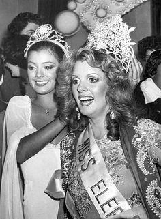 Miss Venezuela 1977 Cristal Montañez