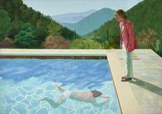 2017 9 Feb-29 May - Tate Britain - David Hockney Exhibition-